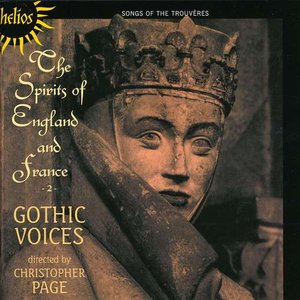 Image for 'The Spirits of England and France - I. Music of the Middle Ages for Court and Church'
