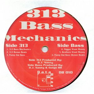 Image for '313 Bass Mechanics'