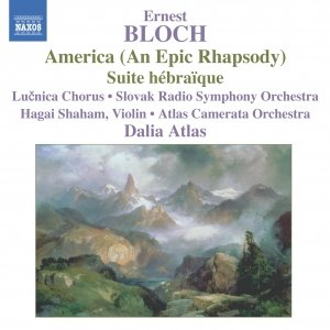 Image for 'BLOCH: America / Suite Hebraique'