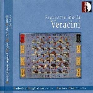 Image for 'Francesco Maria Veracini: Dissertazioni sopra l'Opera Quinta del Corelli (Libro primo)'