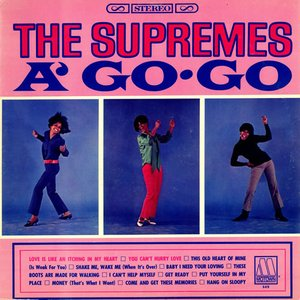 Image for 'Supremes A' Go-Go'