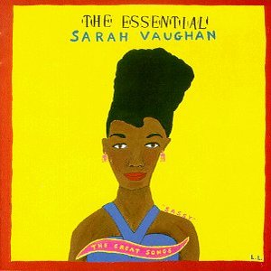 Immagine per 'The Essential Sarah Vaughan: The Great Songs'