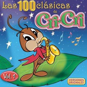 Bild för 'Las 100 Clasicas De Cri Cri Vol. 1'
