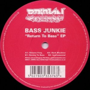 Image for 'Return To Bass Ep'