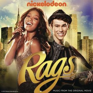 Image for 'Rags (Music From the Original Movie)'