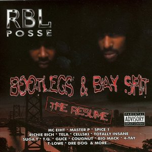 Image for 'Bootlegs & Bay Shit (The Resume)'
