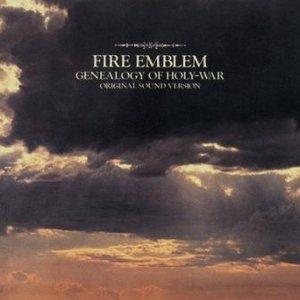 Imagem de 'ファイアーエムブレム 聖戦の系譜 ゲームミュージックサウンドトラック'