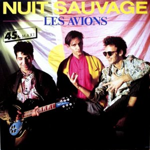 Image for 'Nuit sauvage (Version maxi)'