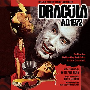 Image for 'Dracula A.D. 1972 - Original Motion Picture Soundtrack'