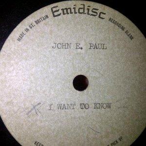 Image for 'John E. Paul'