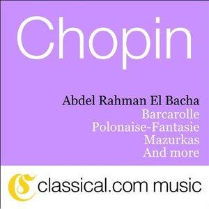 Image for 'Fryderyk Franciszek Chopin, 3 Mazurkas*, Op. 59'