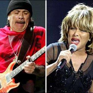 Image for 'Santana feat. Tina Turner'