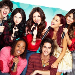 Image for 'Victorious Cast'