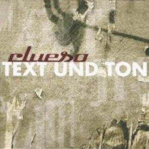 Bild für 'Text und Ton'