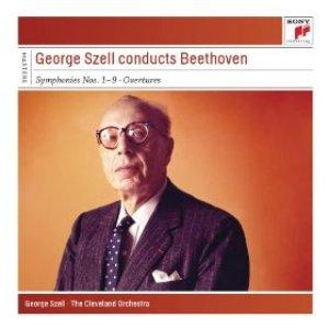Bild für 'George Szell Conducts Beethoven Symphonies & Overtures'