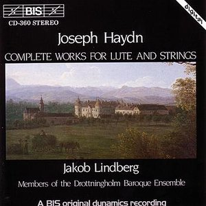 Bild für 'HAYDN: Complete Works for Lute and Strings'