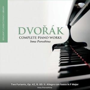 Image for 'Dvorák: Complete Piano Works'