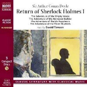 Imagem de 'The Return Of Sherlock Holmes'
