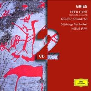 Image for 'Grieg: Peer Gynt; Sigurd Jorsalfar'