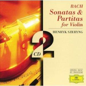 Immagine per 'Bach, J.S.: Sonatas & Partitas'