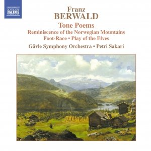 Image for 'BERWALD: Tone Poems'