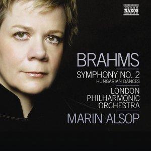Image for 'BRAHMS: Symphony No. 2 / Hungarian Dances'