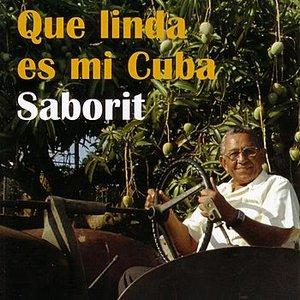 Image for 'Saborit: Que linda es mi Cuba'