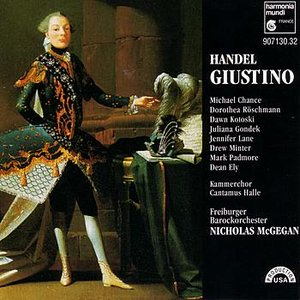Image for 'Handel: Giustino'