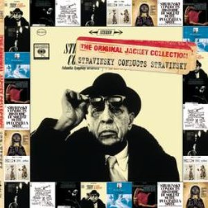 Immagine per 'The Original Jacket Collection: Stravinsky Conducts Stravinsky - The Classic LP Recordings'
