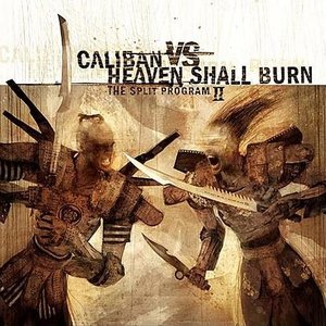 Bild för 'Caliban vs. Heaven Shall Burn'