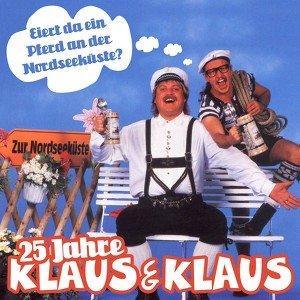 Imagem de '25 Jahre Klaus & Klaus - Eiert da ein Pferd an der Nordseeküste?'
