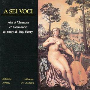 Image for 'Airs et Chansons En Normandie Au Temps Du Roi Henry'