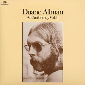 Image for 'An Anthology Volume 2: Duane Allman'