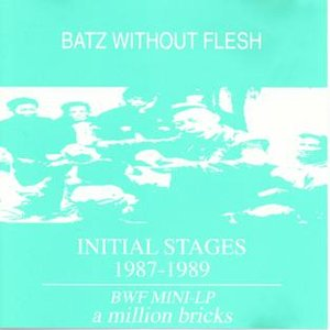 Image for 'Initial Stages 1987-1989'