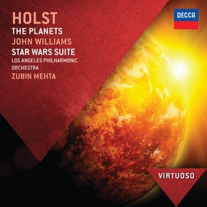 Image for 'Holst: The Planets / John Williams: Star Wars Suite'