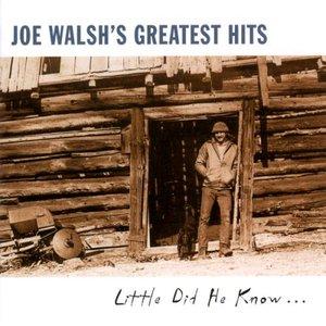Bild für 'Joe Walsh - Greatest Hits: Little Did He Know'