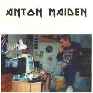 Image for 'Anton Maiden'