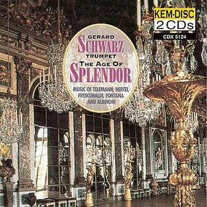 Image for 'The Age of Splendor'