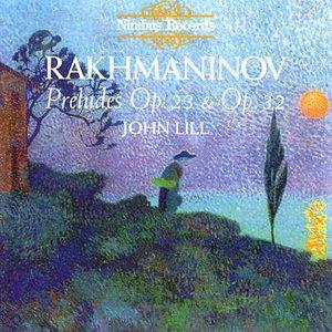 Image for 'Rakhmaninov Preludes Op. 23 & Op.32'