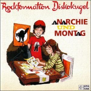 Image for 'Anarchie und Montag'