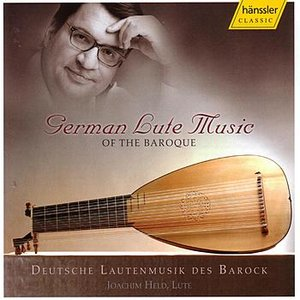 Image for 'German Lute Music of the Baroque'