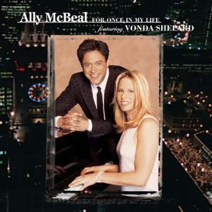 Image for 'Ally McBeal For Once In My Life Featuring Vonda Shepard'