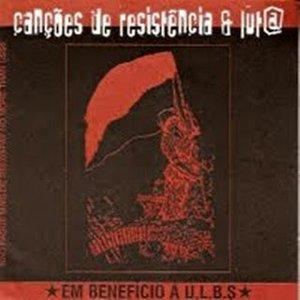 Image pour 'Canções de Resistência e Luta'