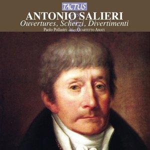 Image for 'Ouvertures, Scherzi, Divertimenti'