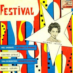 Image for 'Vintage Pop No. 148 - EP: Festival Con Carmen Sevilla'