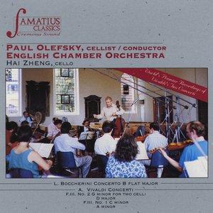 Image for 'Boccherini and Vivaldi Concerti with English Chamber Orchestra'
