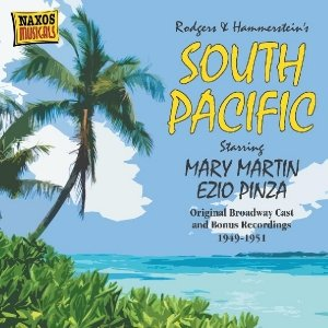 Image for 'RODGERS: South Pacific (Original Broadway Cast) (1949)'