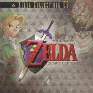Image for 'Zelda Collectible CD The Legend of Zelda: Ocarina of Time'