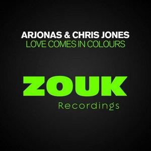 Image for 'Arjonas & Chris Jones'