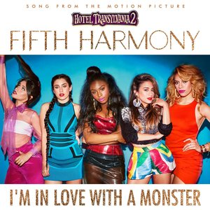 Album cover for I'm in Love with a Monster